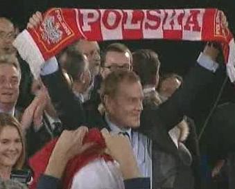 Donald Tusk vítězem polských parlamentních voleb