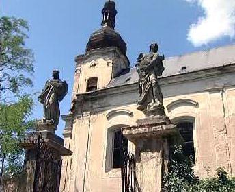 Kostel v Siřemi