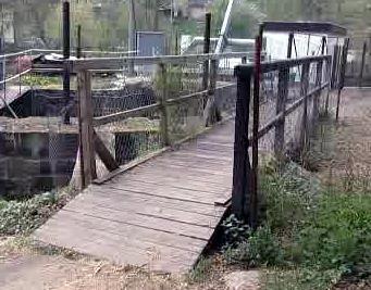 Provizorní mostek