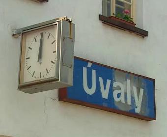 Stanice Úvaly u Prahy