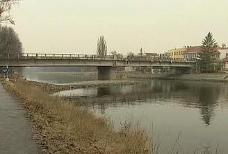Starý most v Poděbradech