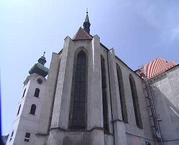 Klášter v Českých Budějovicích