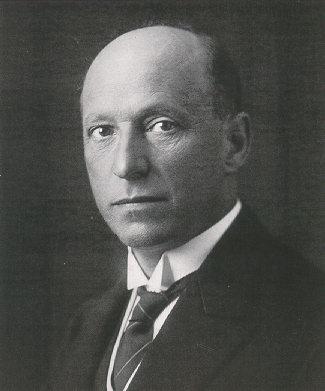 Oskar Ernst Bernhardt