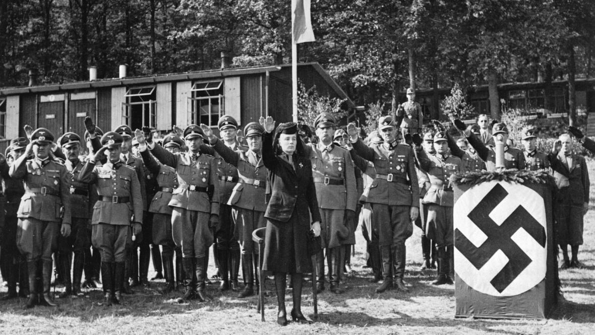 Heydrichova manželka Lina