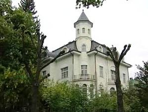 Becherova vila.