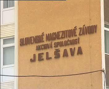 Slovenské magnezitové závody Jelšava