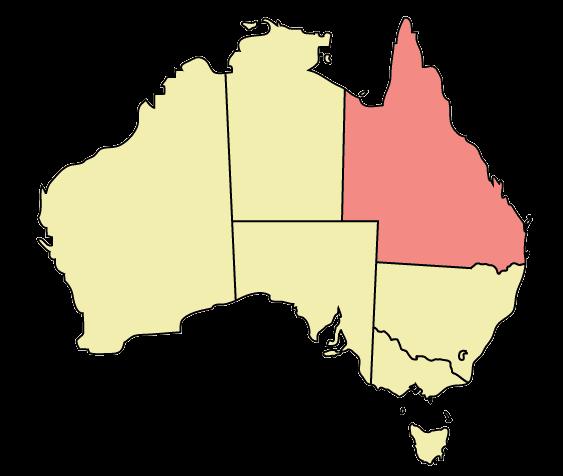 Queensland - jeden z australských států