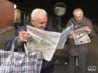 Důchodci a tisk