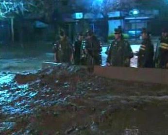 Záplavy v Chile