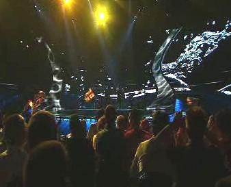 Semifinále Eurovision Song Contest  2008