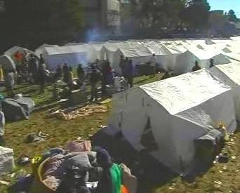 Tábor uprchlíků