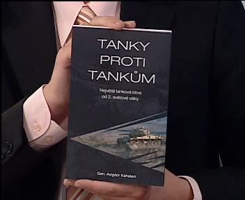 Kniha Tanky proti tanlm