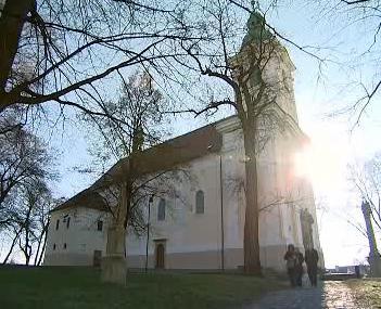 Kostel v Syrovíně