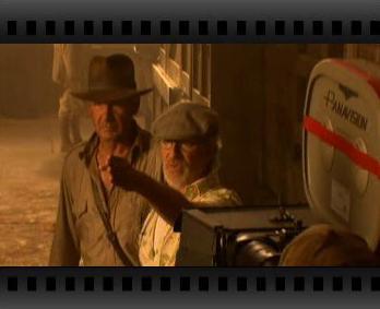 Harrison Ford a Steven Spielberg