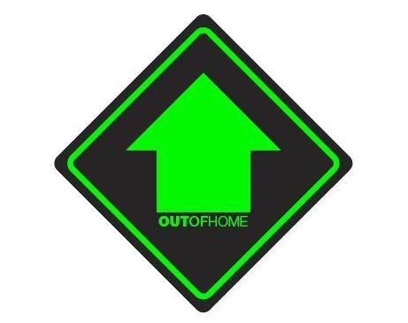 Logo festivalu Out of Home