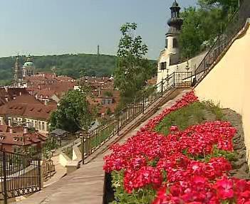 Velká Fürstenberská zahrada