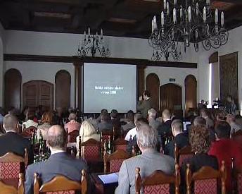 Konference o veřejnoprávních médiích