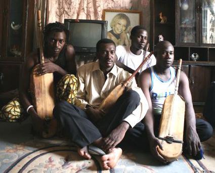 Bassekou Kouyate se skupinou Ngoni Ba