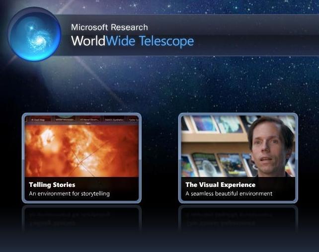 Program WorldWide Telescope