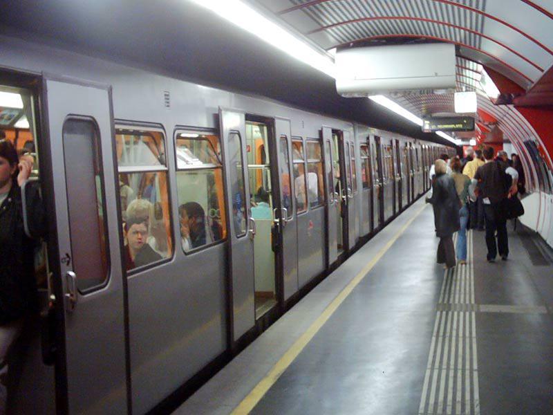Vídeňské  metro