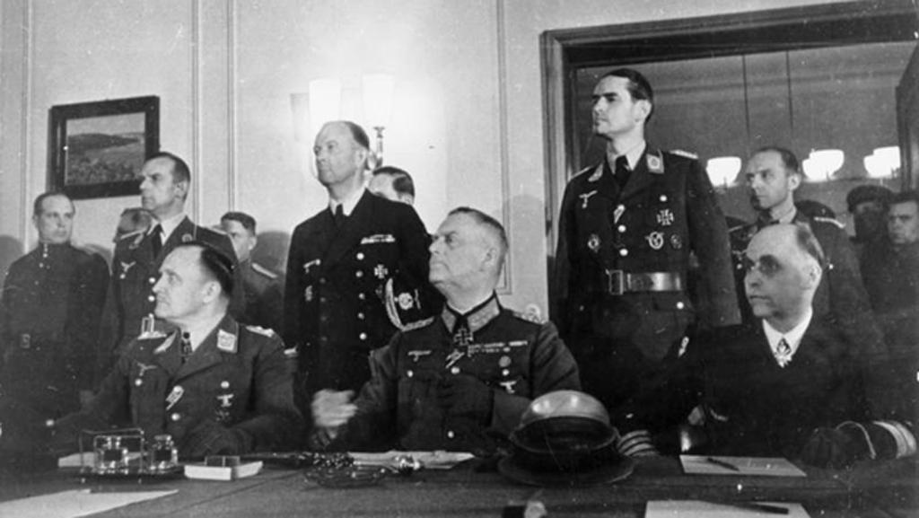 Kapitulace Německa v Berlíně-Karlshorstu