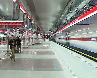Nová stanice metra