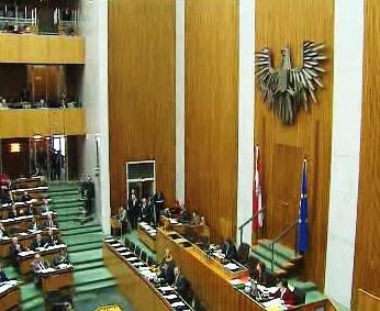 Rakouský parlament