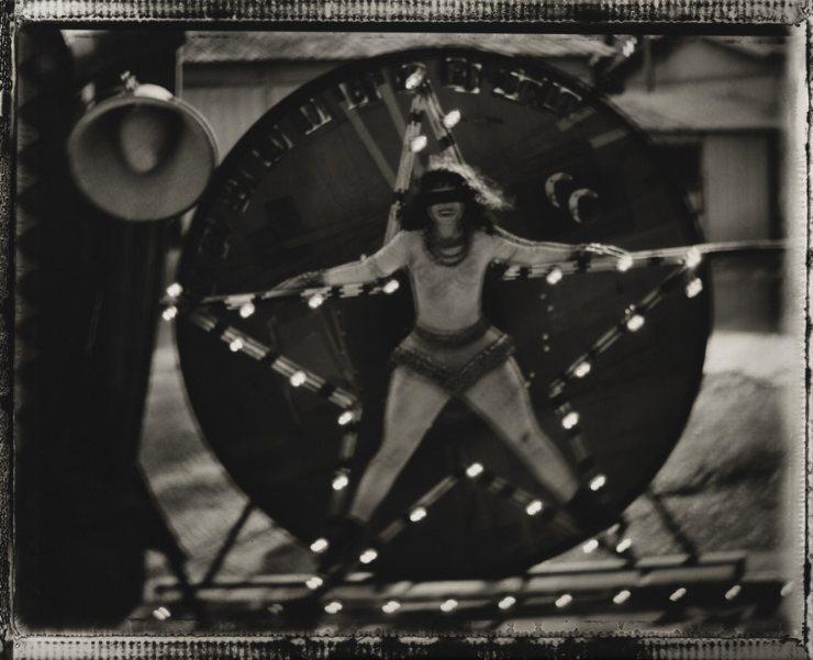Sarah Moonová: La roue de la fortune