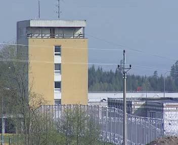 Věznice Kynšperk nad Ohří
