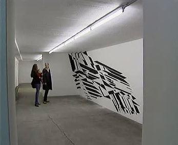Galerie v bunkru