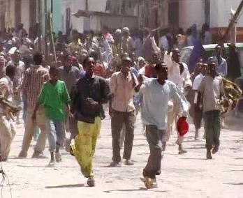 Nepokoje v Africe