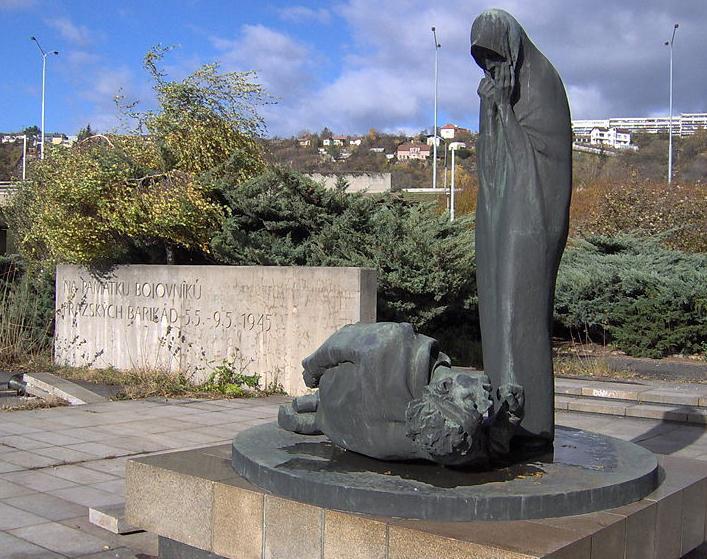 Památník bojovníků Pražského povstání