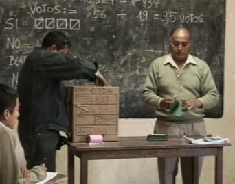 Počítání hlasů