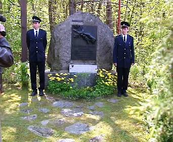 Památník obětem fašismu