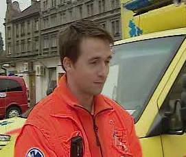 Lékař záchranné služby