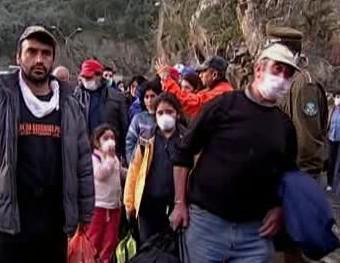 Evakuace lidí