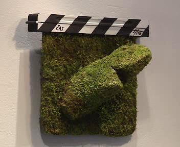 Mechová filmová klapka