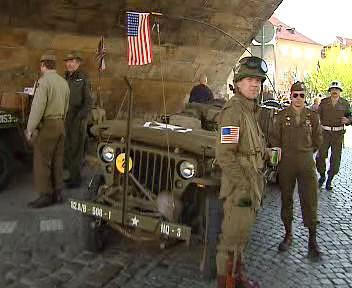 Setkání vojenských veteránů