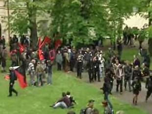Shromáždění anarchistů