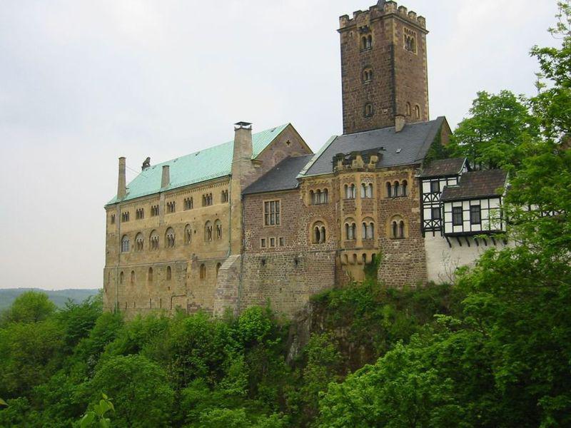 Hrad Wartburg