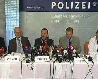 TK dolnorakouské policie