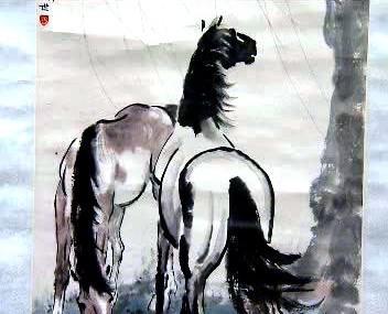 Čínská tušová malba