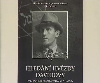 Hledání hvězdy Davidovy, Oskar Schindler - spravedlivý mezi národy