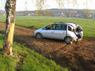 Nehoda Opelu