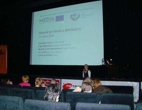 Seminář pro kinaře