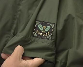 Padělek uniformy Lesů ČR