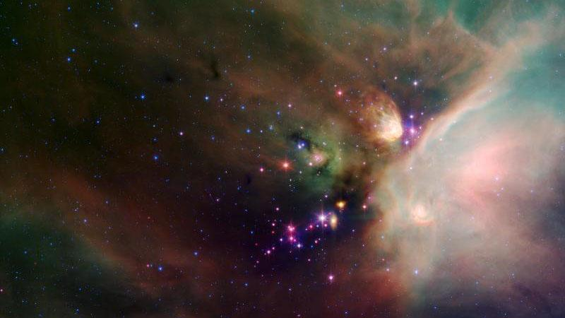 Rodící se hvězdy