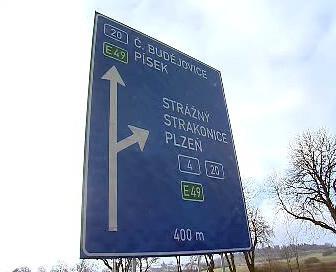 Dálnice Praha-Písek