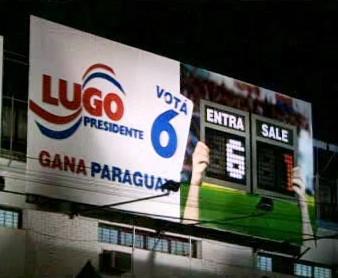 Prezidentské volby v Paraguayi