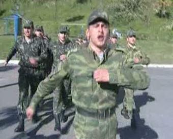 Separatisté v Abcházii